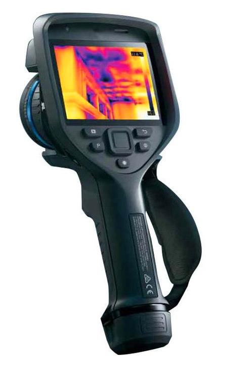 illustration de la caméra thermique Flir E75