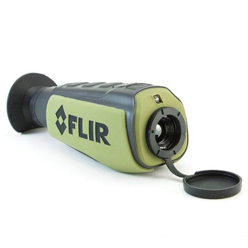 Illustration de la caméra thermique de chasse flir scout 2