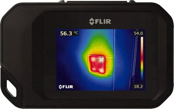 illustration du modèle de caméra thermique FLIR C3