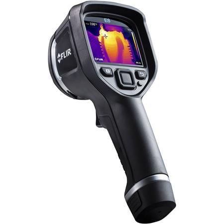 illustration de la caméra thermique Flir E8