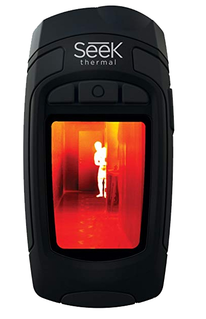 photo de la caméra thermique seel thermal reveal XR