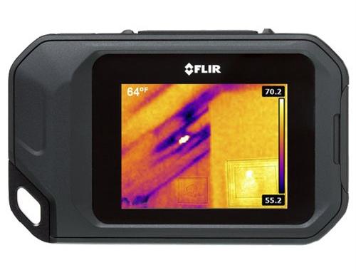 photo de la caméra thermique compacte flir C2
