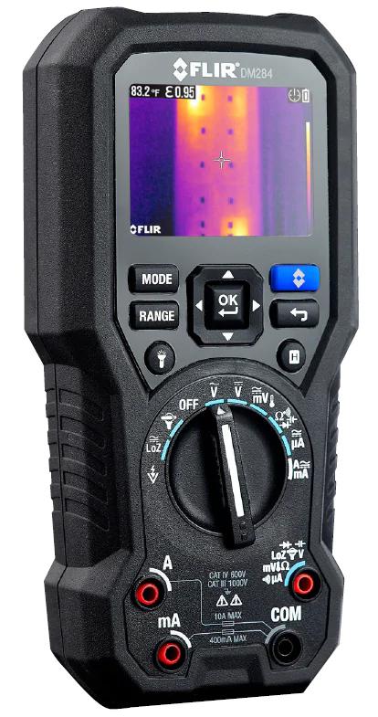 photo de la caméra thermique et multièmtre digital flir dm284